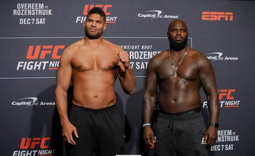 UFC on ESPN 7: файткард и прогнозы главных поединков