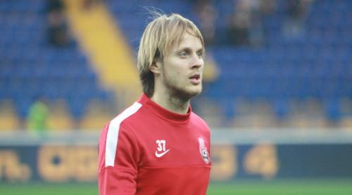 Дмитрий ХОМЧЕНОВСКИЙ: «Вернидуб меня многому научил»