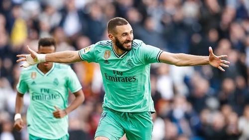 Реал одержал сухую победу над Эспаньолом