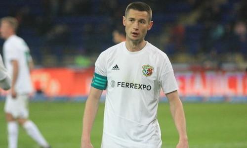 Чеснаков провів 100-й матч в УПЛ в якості капітана