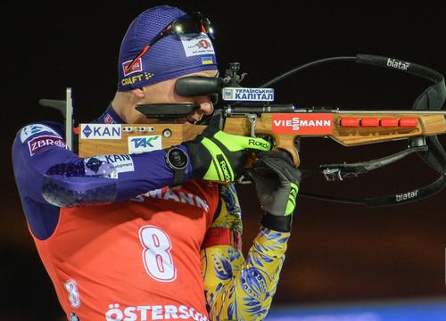 Эстерсунд-2019. Украина заняла шестое место в мужской эстафете