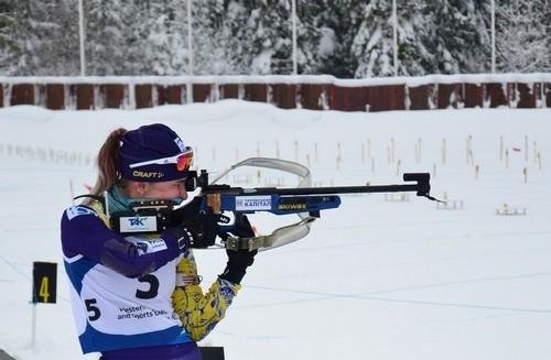 Украинка Рассказова завоевала серебро в спринте на Кубке Альп