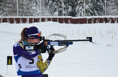 Українка Рассказова завоювала срібло у спринті на Кубку Альп