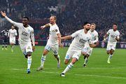 Марсель переиграл Бордо и укрепился на второй позиции Лиги 1