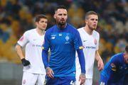 Кадар стал третьим легионером Динамо, дважды удалявшимся с поля в УПЛ