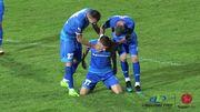 ВІДЕО. Як український форвард Павлов знову забив гол у Сербії