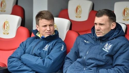 Руслан РОТАНЬ: «Игрокам Украины U-21 привожу в пример команду Шевченко»