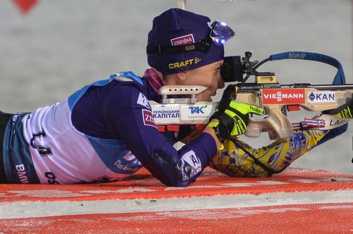 Эстерсунд-2019. Украина заняла девятое место в женской эстафете