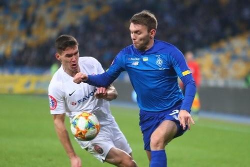 Динамо в меньшинстве проиграло Заре, уступив луганчанам второе место