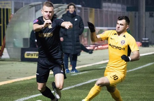 Колос – Дніпро-1 – 4:0. Відео голів та огляд матчу
