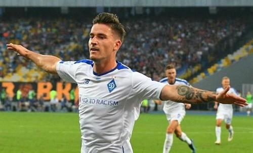 Хавбек Динамо Вербич забил 9-й гол головой за два года