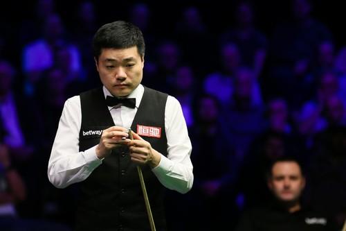UK Championship: Дин Цзюньхуэй выиграл очередной титул