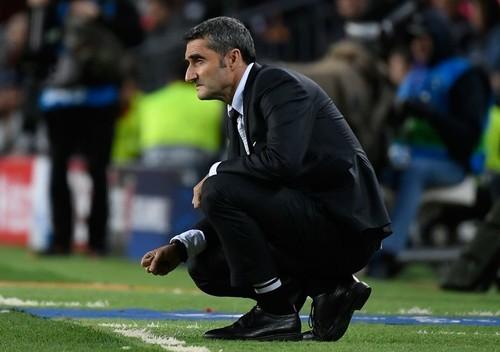 Барселона в конце сезона может расторгнуть контракт с Вальверде