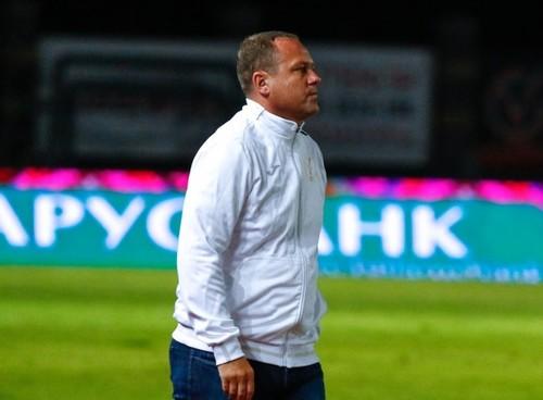 Команда Милевского осталась без главного тренера