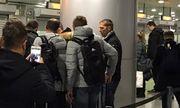 Самолет с болельщиками Аталанты совершил экстренную посадку в Киеве
