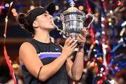 Андрееску признана лучшей спортсменкой года в Канаде