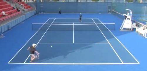 ВИДЕО. Украинский теннисист не выиграл ни одного очка за матч