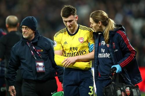 Три игрока Арсенала травмировались в матче с Вест Хэмом