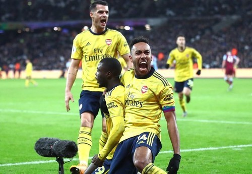 Вест Хэм – Арсенал – 1:3. Видео голов и обзор матча