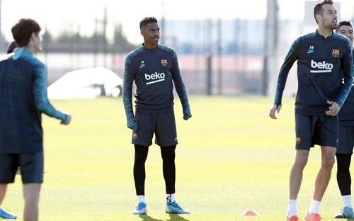 Хуниор ФИРПО: «Барселона будет играть только на победу»