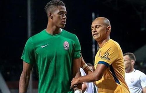 Заря попрощалась с бразильским вратарем Луисом Фелипе