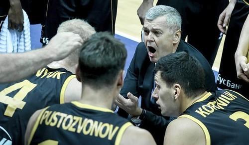 Зволле – Киев-Баскет – 68:77. Текстовая трансляция матча