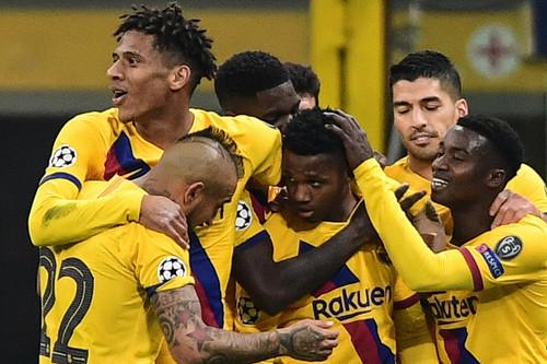 ВИДЕО. Фати стал самым юным автором гола в истории Лиги чемпионов