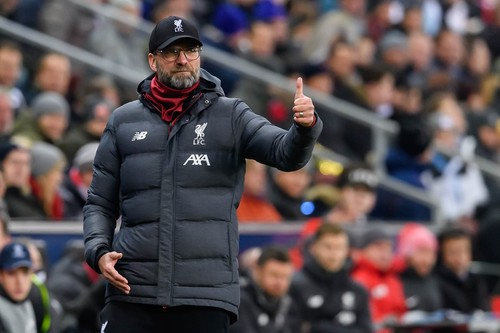 Юрген КЛОПП: «У Ливерпуля получилось не сесть в лужу в Зальцбурге»