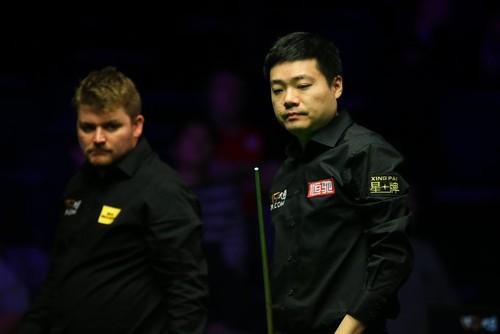 Scottish Open: Бинэм вылетел в 1/64 финала