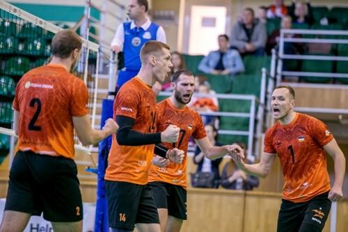 Львовский Барком-Кажаны стартует в Кубке ЕКВ