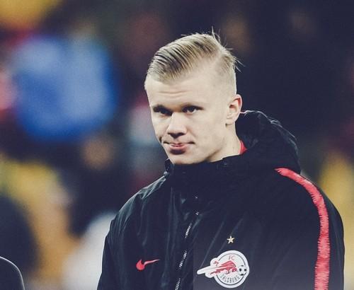 Скауты Манчестер Юнайтед просматривали Холанда в матче с Ливерпулем