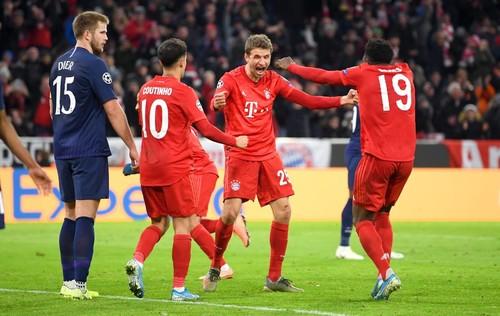 Бавария показала лучший результат в истории группового этапа Лиги чемпионов
