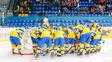 Украина проиграла Беларуси на Euro Ice Hockey Challenge