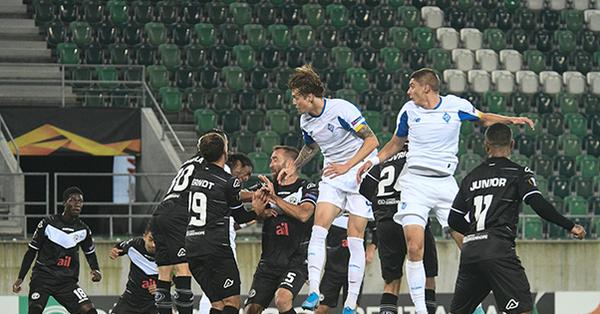 Динамо – Лугано. Прогноз і анонс на матч Ліги Європи