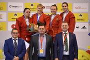 Украинцы завоевали 6 наград в первый день чемпионата Европы по самбо