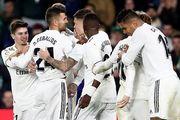 Где смотреть онлайн матч чемпионата Испании Реал Мадрид – Реал Бетис