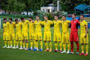 Украина U-20 сыграла вничью в товарищеском матче с Южной Африкой