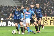 Наполи – Интер – 4:1. Текстовая трансляция матча