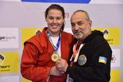 Во второй день чемпионата Европы по самбо украинцы завоевали 8 медалей