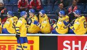ЧС з хокею. Швеція в напруженому матчі обіграла Швейцарію