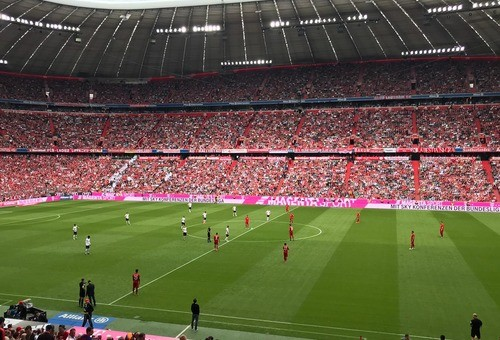 Бавария – Айнтрахт – 5:1. Текстовая трансляция матча