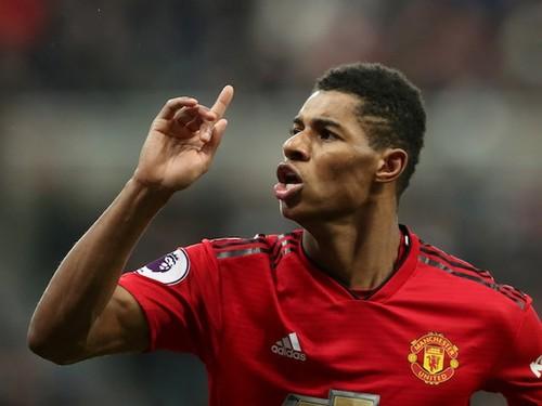 Рэшфорд не спешит продлевать соглашение с Манчестер Юнайтед