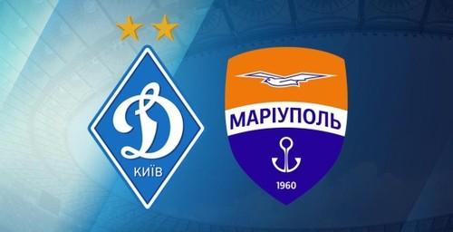 Динамо - Мариуполь. Смотреть онлайн. LIVE
