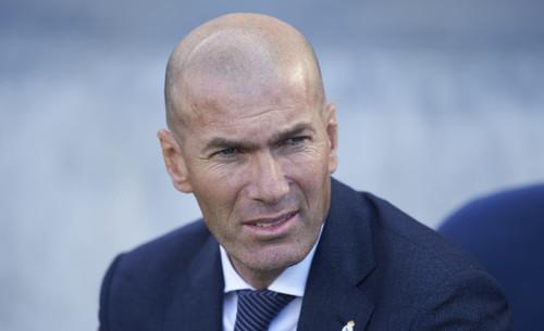 ЗИДАН: «Не просил клуб, чтобы мой сын стал вторым вратарем Реала»