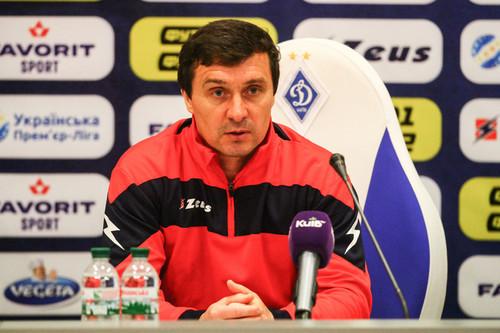 Игорь ЛЕОНОВ: «Хочу, чтобы Ворскла также сыграла с Черноморцем»