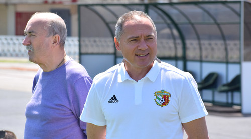 Виталий КОСОВСКИЙ: «Важно, что добыли первую победу за семь матчей»