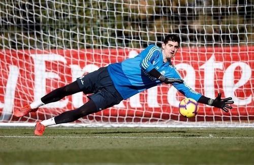 Тибо КУРТУА: «Это был не лучший сезон для Реала»