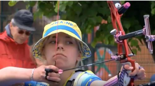 У сборной Украины – 6 медалей на молодежном КЕ по стрельбе из лука