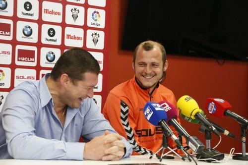 Зозуля назван лучшим игроком тура в чемпионате Испании