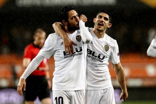 Ла Лига. Валенсия попала в топ-4 и пробилась в Лигу чемпионов